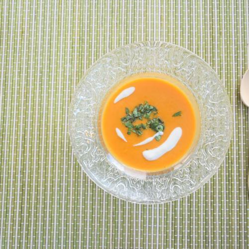 Sopa de pimientos asados